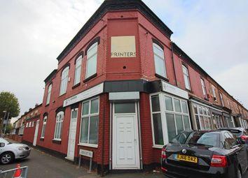 Thumbnail Retail premises for sale in Anderton Road, Birmingham