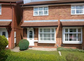 Thumbnail 2 bed end terrace house to rent in Lysander Close, Woodley, Reading