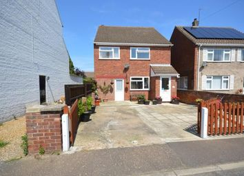 Thumbnail 3 bedroom detached house for sale in Cromer, Norfolk