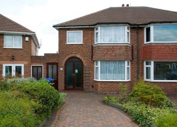 Thumbnail 3 bed semi-detached house for sale in Shenstone Road, Great Barr, Birmingham, West Midlands
