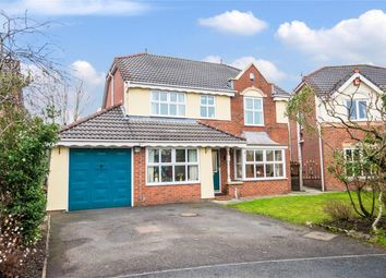 Thumbnail 4 bed detached house for sale in Doefield Avenue, Ellenbrook, Worsley