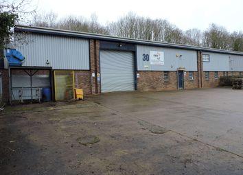 Thumbnail Warehouse to let in Dunlop Road, Hunt End Industrial Estate, Hunt End, Redditch