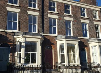 Thumbnail 4 bed terraced house for sale in Catharine Street, Liverpool