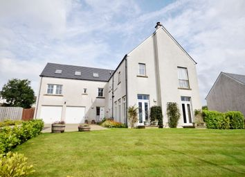 Thumbnail 5 bed detached house for sale in Hunterlees Gardens, Strathaven