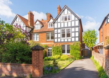 Thumbnail 5 bed semi-detached house for sale in Park Crescent, Abingdon
