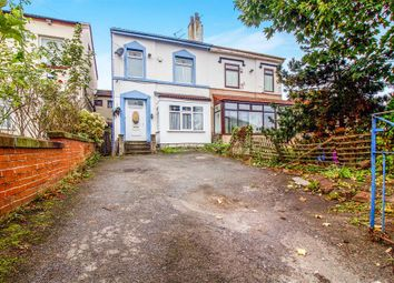 Thumbnail 4 bedroom semi-detached house for sale in Church Road, Stanley, Liverpool
