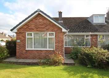 Thumbnail 2 bed bungalow for sale in Broadwood Drive, Preston