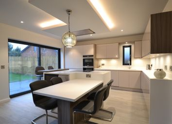 Thumbnail 3 bed detached house for sale in Oak Meadow, Hall Moss Lane, Bramhall, Stockport