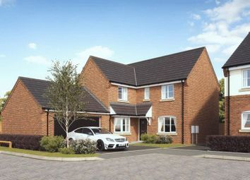 Thumbnail 4 bed detached house for sale in Glendale, New Street, Measham