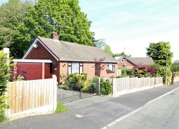 Thumbnail 3 bed detached bungalow for sale in Berwyn Avenue, Chirk Bank, Wrexham