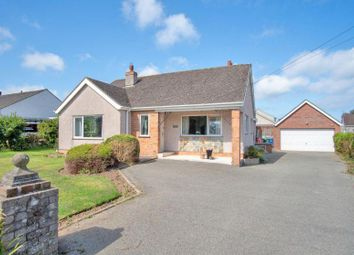 Thumbnail 3 bed detached bungalow for sale in Ffordd Y Felin, Cemaes Bay