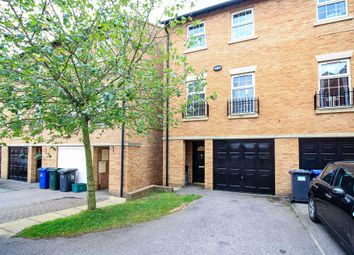 Thumbnail 4 bed town house for sale in Crofters Court, Woodfield Plantation, Doncaster