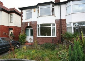 Thumbnail 3 bed semi-detached house to rent in Thelwall New Road, Grappenhall, Warrington