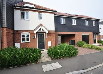 Thumbnail 2 bed terraced house for sale in Spencer Crescent, Diss