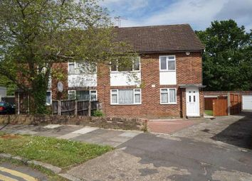 Thumbnail 2 bed flat to rent in Sylvia Avenue, Hatch End, Pinner