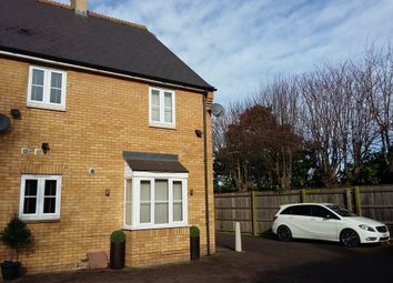 Thumbnail 1 bed town house for sale in Admiral Court, Long Sutton, Spalding