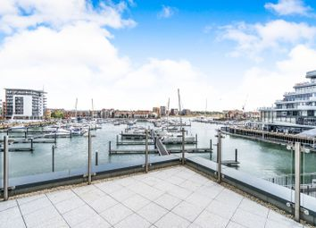 Thumbnail 2 bedroom flat to rent in Alexandra Wharf 2 Maritime Walk, Southampton