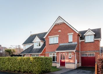Thumbnail 3 bed detached house for sale in Sunningdale, West Monkseaton, Whitley Bay