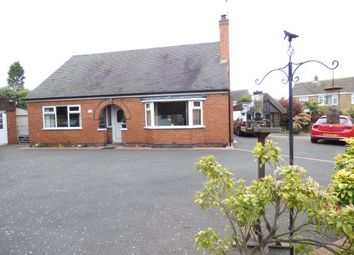 Thumbnail 3 bed bungalow for sale in Rowena Drive, Ashby-De-La-Zouch