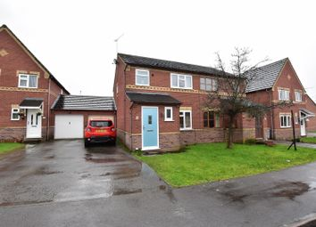 Thumbnail 3 bed semi-detached house for sale in Coppenhall Grove, Crewe