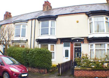 Thumbnail 2 bed terraced house to rent in Eton Road, Stockton-On-Tees