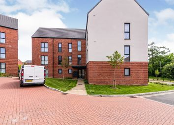Thumbnail 2 bedroom flat for sale in Braunton Crescent, Llanrumney, Cardiff