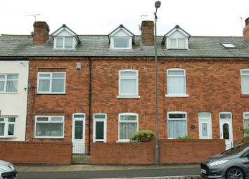 Thumbnail 3 bed terraced house to rent in Langwith Road, Shirebrook, Mansfield