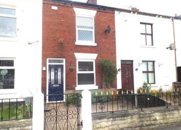 Thumbnail 2 bed terraced house for sale in Station Street, Hazel Grove, Stockport, Cheshire
