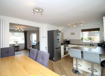 Thumbnail 3 bed semi-detached house for sale in St. Ilans Way, Watford Farm, Caerphilly