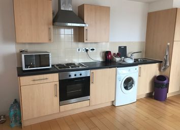 Thumbnail 1 bed flat to rent in Navigatioon Street, Leicester