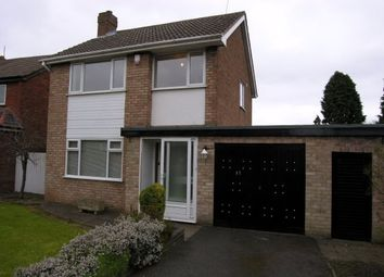 Thumbnail 3 bedroom detached house to rent in Elizabeth Avenue, Goldthorn, Wolverhampton