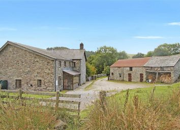 Thumbnail 4 bed detached house for sale in Llanarmon Dyffryn Ceiriog, Llangollen