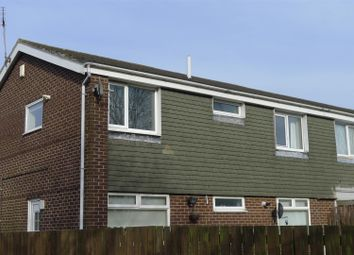Thumbnail 2 bed flat to rent in Brookside, Dudley, Cramlington