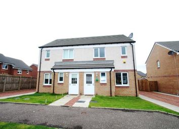 Thumbnail 3 bed semi-detached house for sale in Paterson Walk, Holytown, Motherwell
