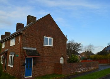 Thumbnail 2 bed end terrace house for sale in Blackbird Road, West Vale, St Athan