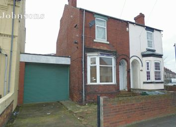 Thumbnail 2 bed semi-detached house for sale in Bentley Road, Bentley, Doncaster.