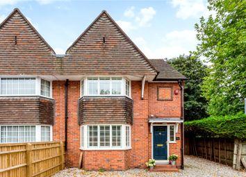 Thumbnail 3 bed semi-detached house for sale in Kiln Road, Newbury, Berkshire