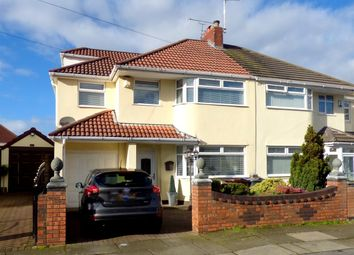 Thumbnail 4 bed semi-detached house for sale in Coronation Drive, Broadgreen, Liverpool