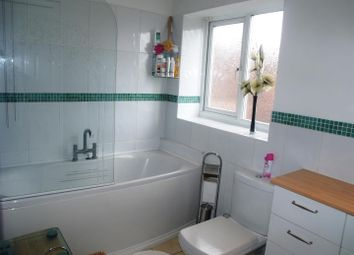 Thumbnail 3 bedroom end terrace house to rent in Dickenson Road, Manchester