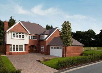 "Thumbnail 5 bedroom detached house for sale in ""Sandringham"" at Woolton Road, Woolton, Liverpool"