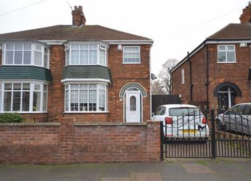 Thumbnail 3 bed property for sale in Queen Mary Avenue, Cleethorpes