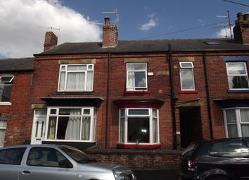 Thumbnail 3 bed terraced house to rent in Tullibardine Road, Sheffield