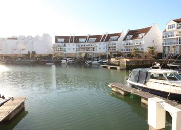 Thumbnail 2 bed flat to rent in Lake Avenue, Hamworthy, Poole