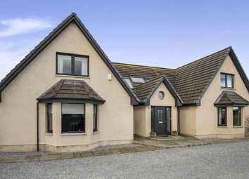Thumbnail 4 bed detached house for sale in Spey Road, Nether Dallachy, Spey Bay, Fochabers