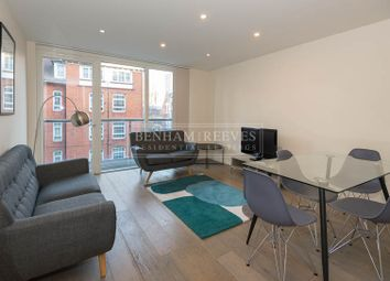 Thumbnail 2 bed flat to rent in Worcester Point, Central Street