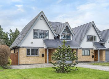 Amberley Close, Send, Woking GU23. 4 bed detached house for sale