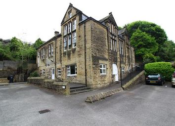Thumbnail 1 bed flat for sale in Dicken Royd, Ripponden, Sowerby Bridge