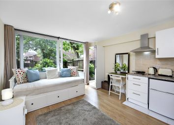Thumbnail 1 bed flat to rent in Partington Close, London
