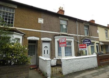3 bed terraced house for sale in Station Road, Swindon, Wiltshire SN1