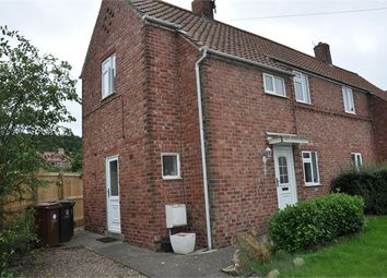 Thumbnail 2 bed semi-detached house to rent in White Cross, Hexham, Northumberland.
